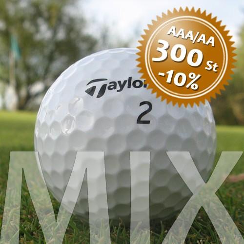 Taylor Made Mix - Qualität AAA/AA - 300 Stück