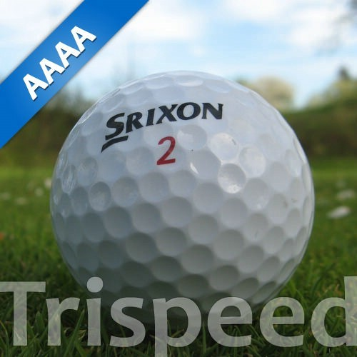 Srixon TriSpeed Tour Lakeballs