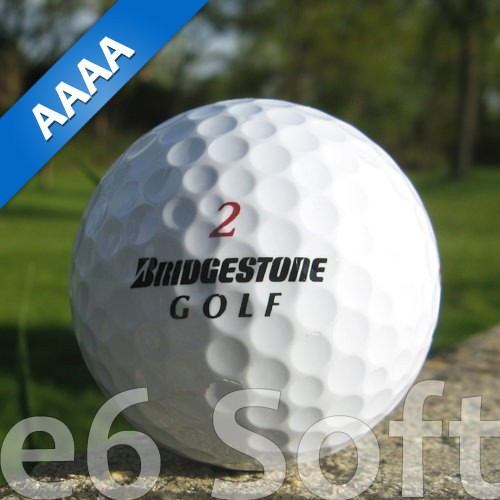Bridgestone e6 Soft Lakeballs