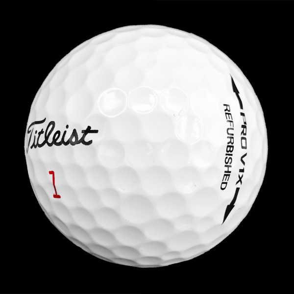 Titleist Pro V1x REFURBISHED