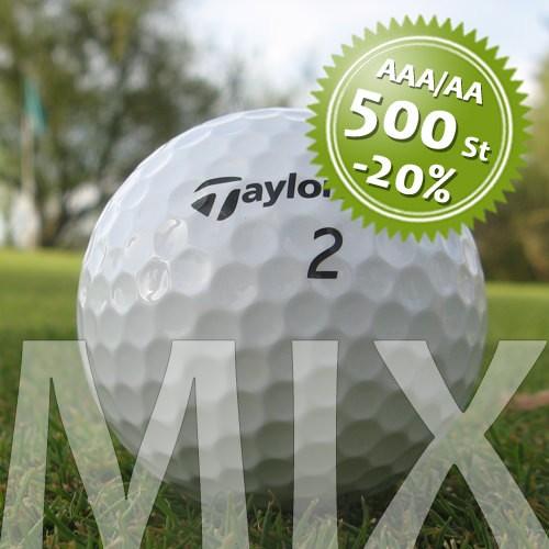 Taylor Made Mix - Qualität AAA/AA - 500 Stück
