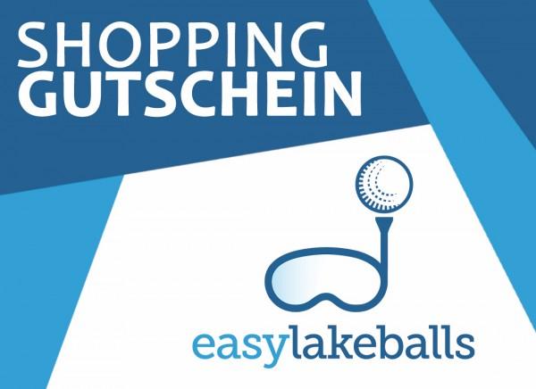 Gutschein Onlineshop Easy Lakeballs