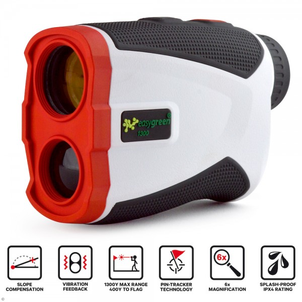 EASYGREEN Jolt 1300 Laser- Entfernungsmesser