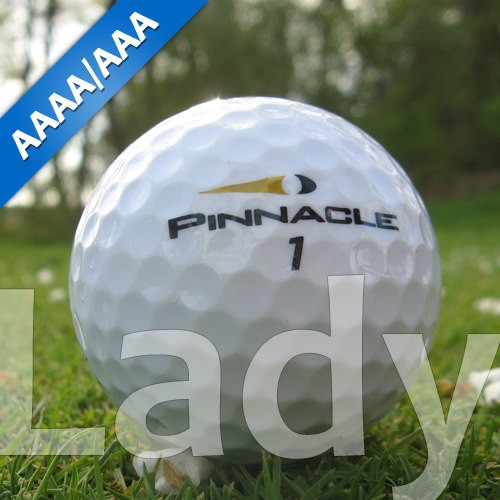 Pinnacle Lady Lakeballs - 25 Stück