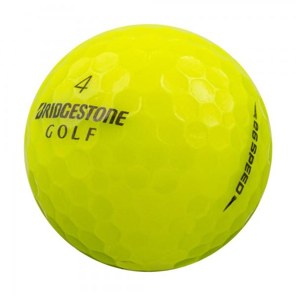 Bridgestone e6 Speed Gelb Lakeballs