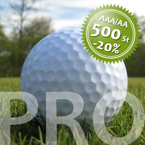 PRO Mix - Qualität AAA/AA - 500 Stück