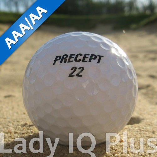 Precept Lady IQ Plus Lakeballs