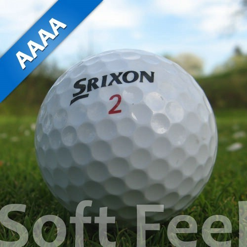 Srixon Soft Feel Lakeballs