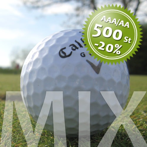 Callaway Mix - Qualität AAA/AA - 500 Stück