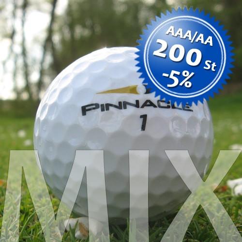 Pinnacle Mix - Qualität AAA/AA - 200 Stück