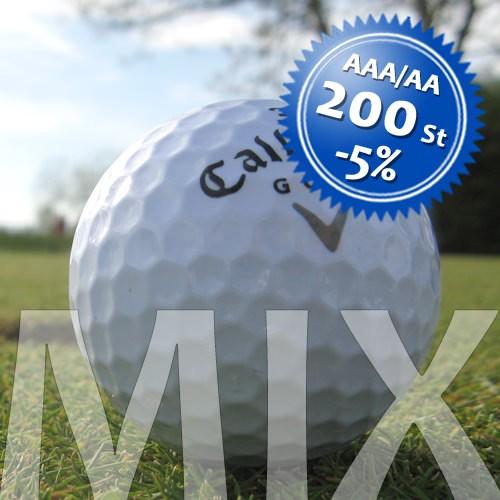 Callaway Mix - Qualität AAA/AA - 200 Stück