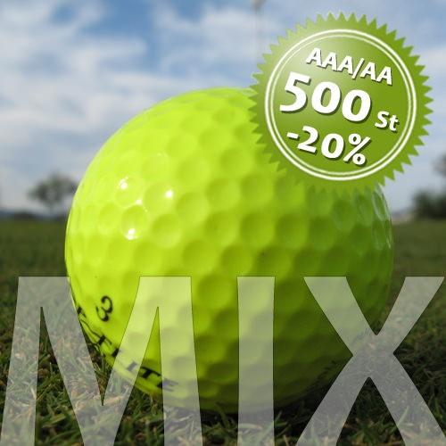 Bunte Lakeballs Mix - Qualität AAA/AA - 500 Stück