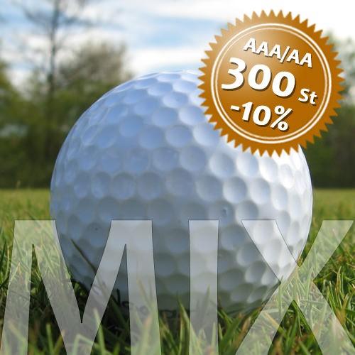 Marken Mix - Qualität AAA/AA - 300 Stück