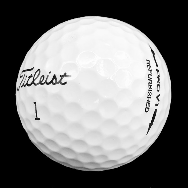 Titleist Pro V1 REFURBISHED