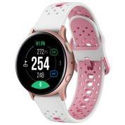 GALAXY WATCH ACTIVE 2 Pink Gold 40mm Damen Golf Edition