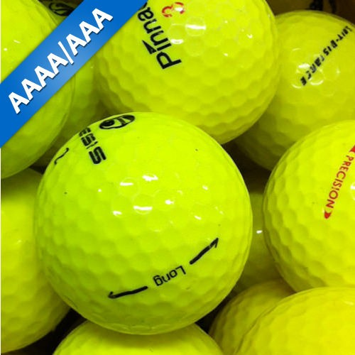 Marken Mix Gelb Lakeballs