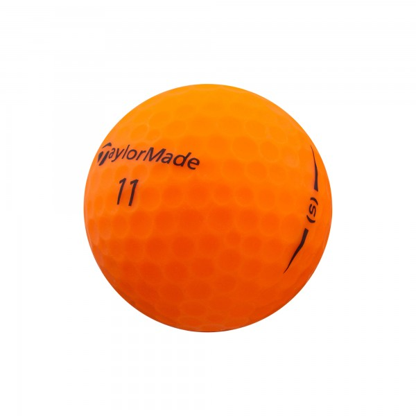 Taylor Made Project (s) Orange Lakeballs