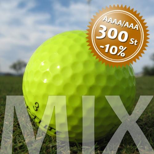 Bunte Lakeballs Mix - Qualität AAAA/AAA - 300 Stück