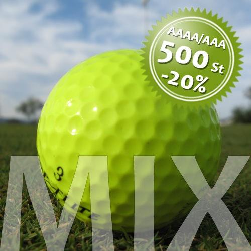 Bunte Lakeballs Mix - Qualität AAAA/AAA - 500 Stück