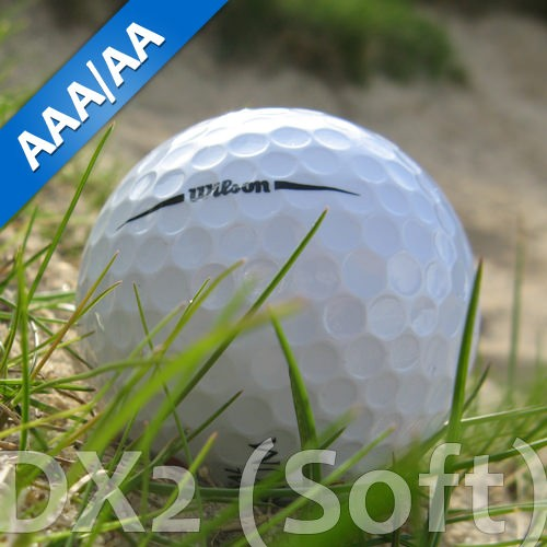Wilson DX2 Soft Lakeballs
