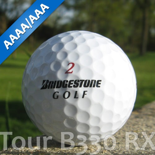 Bridgestone Tour B330 RX Lakeballs