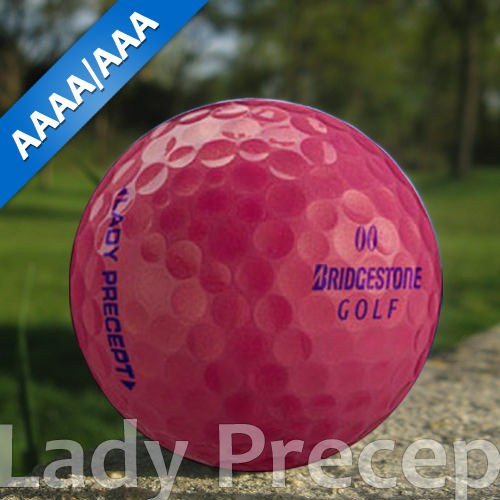 Bridgestone Lady Precept Pink Lakeballs