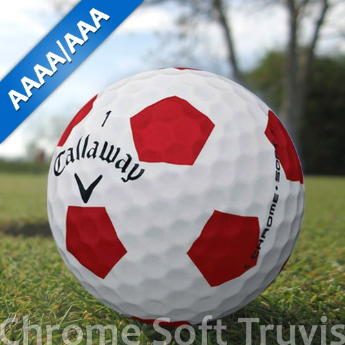 Callaway Chrome Soft Truvis Lakeballs