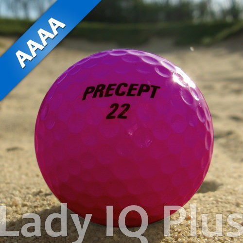 Precept Lady IQ Plus Pink Lakeballs