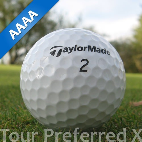 Taylor Made Tour Preferred X Lakeballs