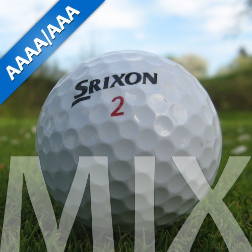 Srixon Mix Lakeballs