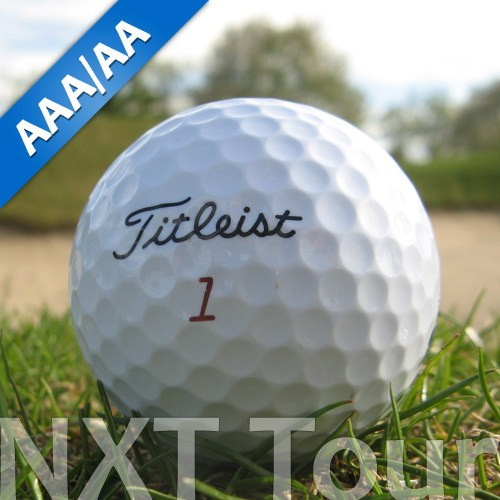 Titleist NXT Tour Lakeballs