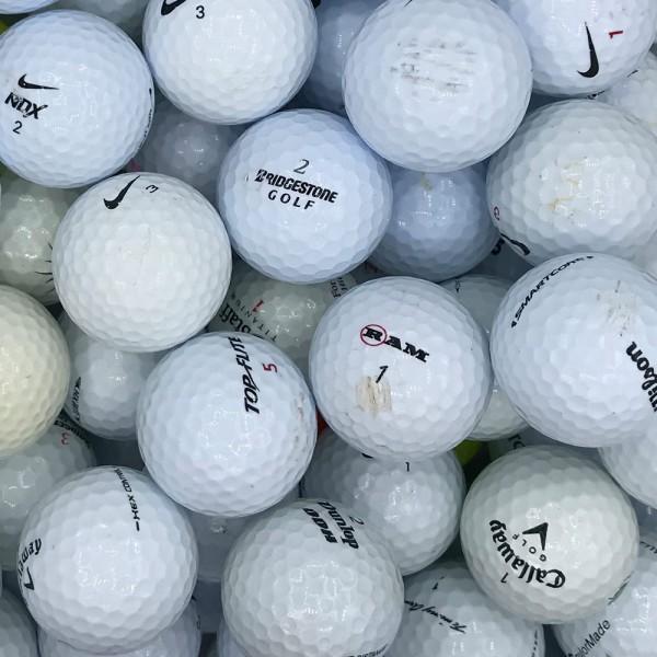 Marken Mix Lakeballs CROSS / PRACTISE Qualität