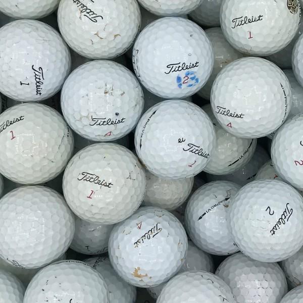 Titleist Pro V1 / Pro V1x Lakeballs CROSS / PRACTISE Qualität