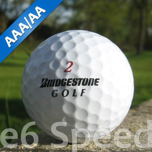 Bridgestone e6 Speed Lakeballs