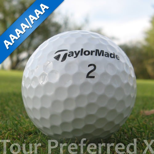 Taylor Made Tour Preferred X Lakeballs - 25 Stück