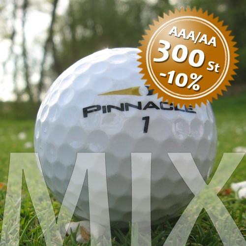 Pinnacle Mix - Qualität AAA/AA - 300 Stück