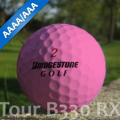 Bridgestone Tour B330 RX Pink Lakeballs