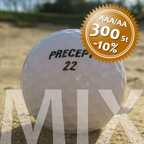 Precept Mix - Qualität AAA/AA - 300 Stück