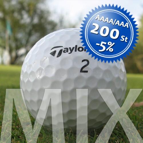Taylor Made Mix - Qualität AAAA/AAA - 200 Stück