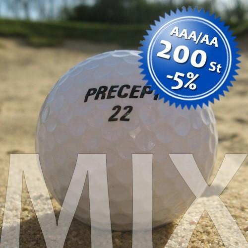 Precept Mix - Qualität AAA/AA - 200 Stück