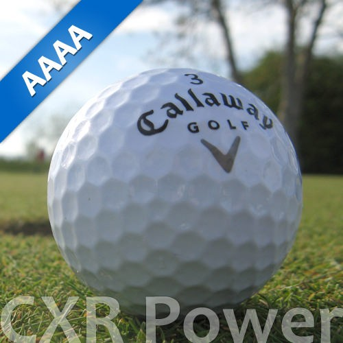 Callaway CXR Power Lakeballs