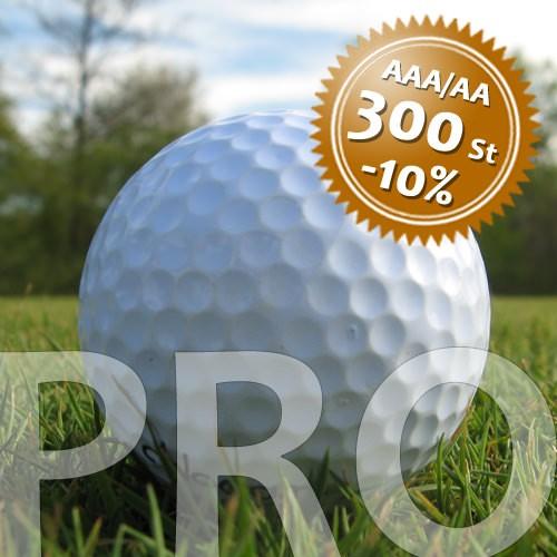 PRO Mix - Qualität AAA/AA - 300 Stück