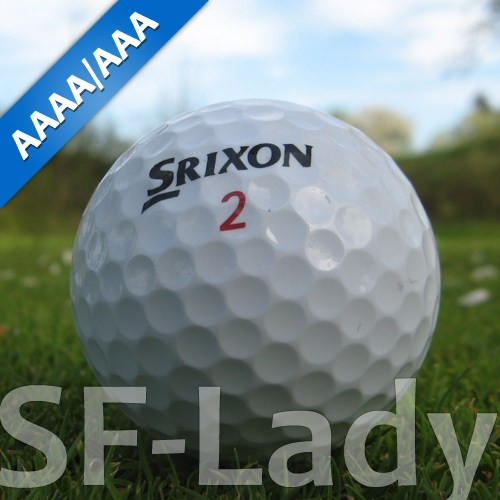 Srixon Soft Feel Lady Lakeballs