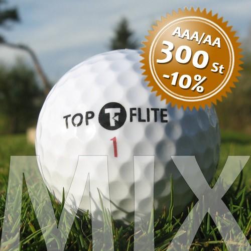Top-Flite Mix - Qualität AAA/AA - 300 Stück