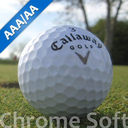 Callaway Chrome Soft Lakeballs