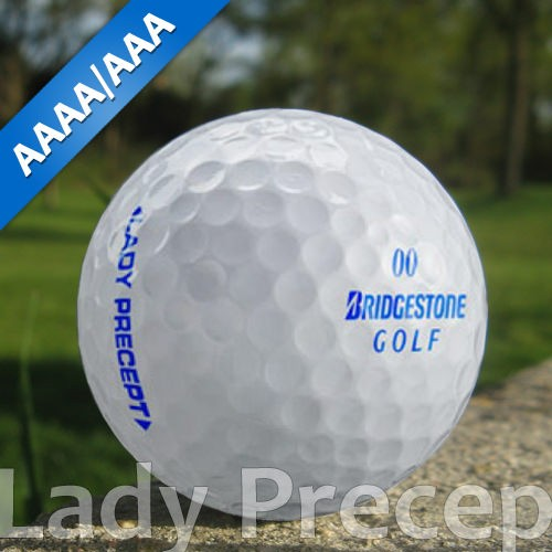 Bridgestone Lady Precept Lakeballs