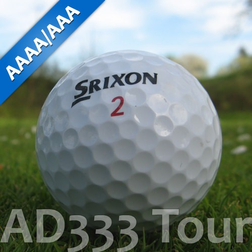 Srixon AD333 Tour Lakeballs - 25 Stück